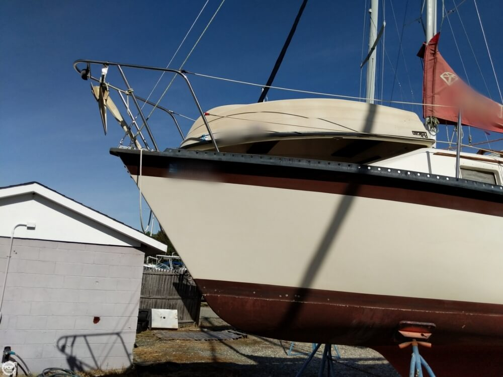 1983 Watkins boat for sale, model of the boat is 25 & Image # 5 of 40