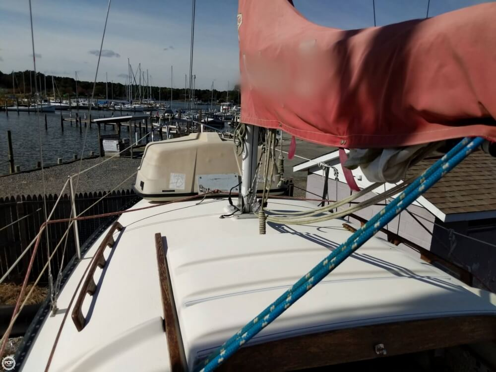 1983 Watkins boat for sale, model of the boat is 25 & Image # 17 of 40