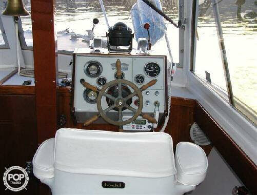 1966 Chris-Craft 28 Sea Skiff - Photo #26