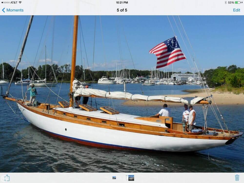 1937 Alden Yachts Custom Build #645 - Photo #7