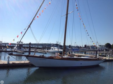 Alden Yachts Custom Build #645, 60', for sale - $75,000
