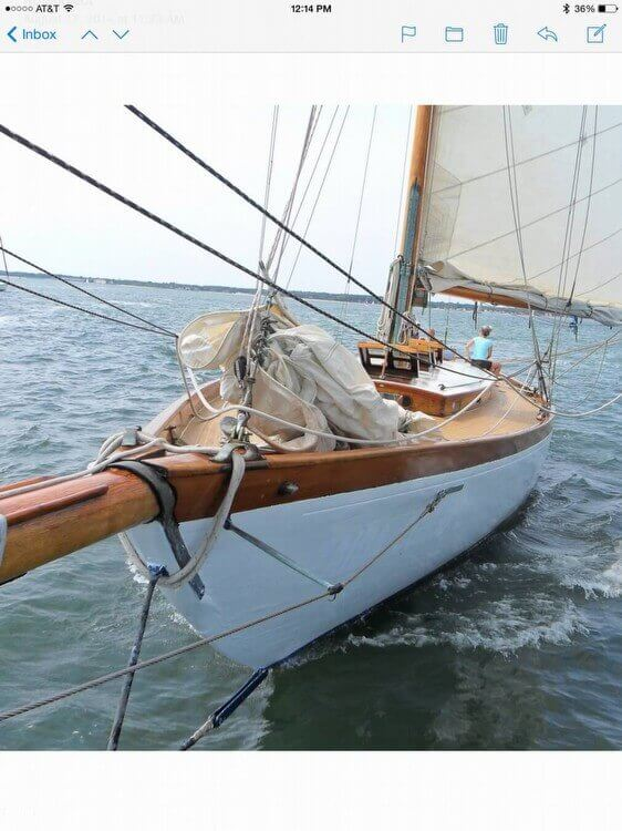1937 Alden Yachts Custom Build #645 - Photo #9