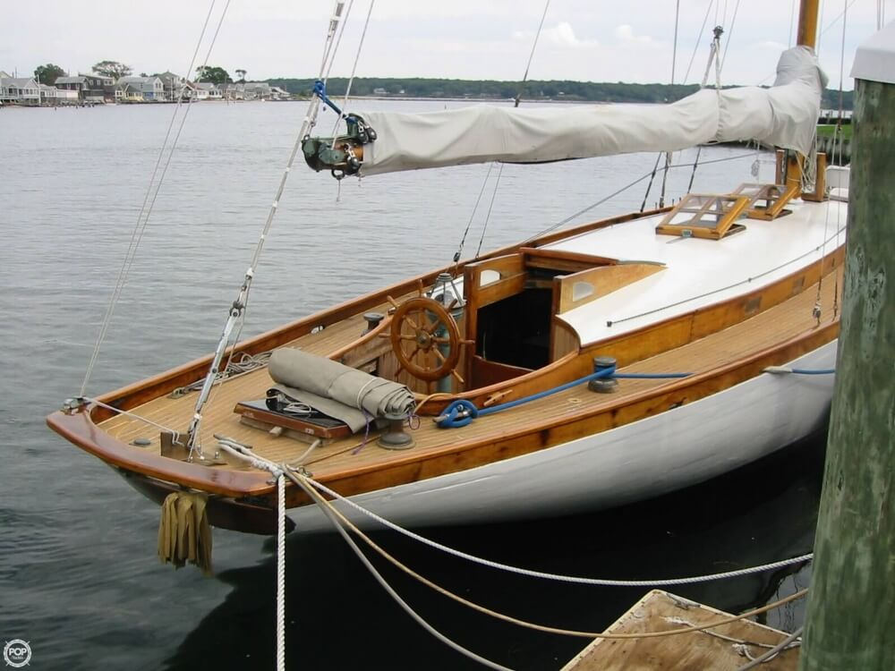 1937 Alden Yachts Custom Build #645 - Photo #16