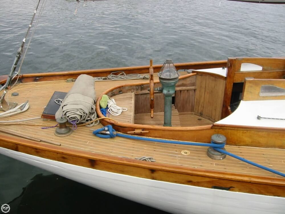 1937 Alden Yachts Custom Build #645 - Photo #17