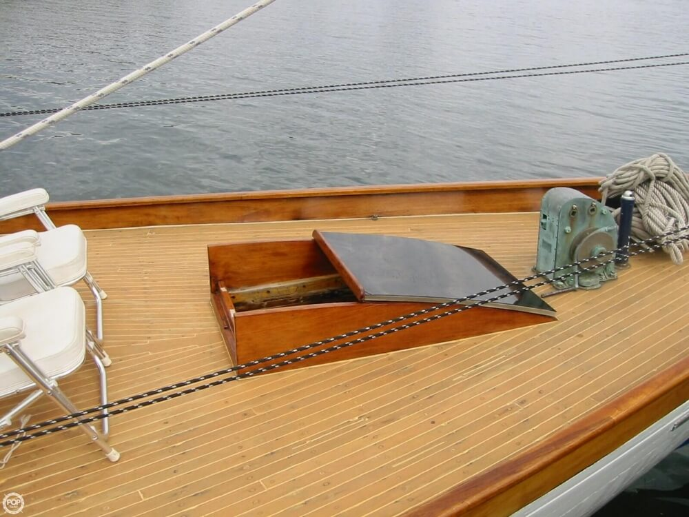 1937 Alden Yachts Custom Build #645 - Photo #24
