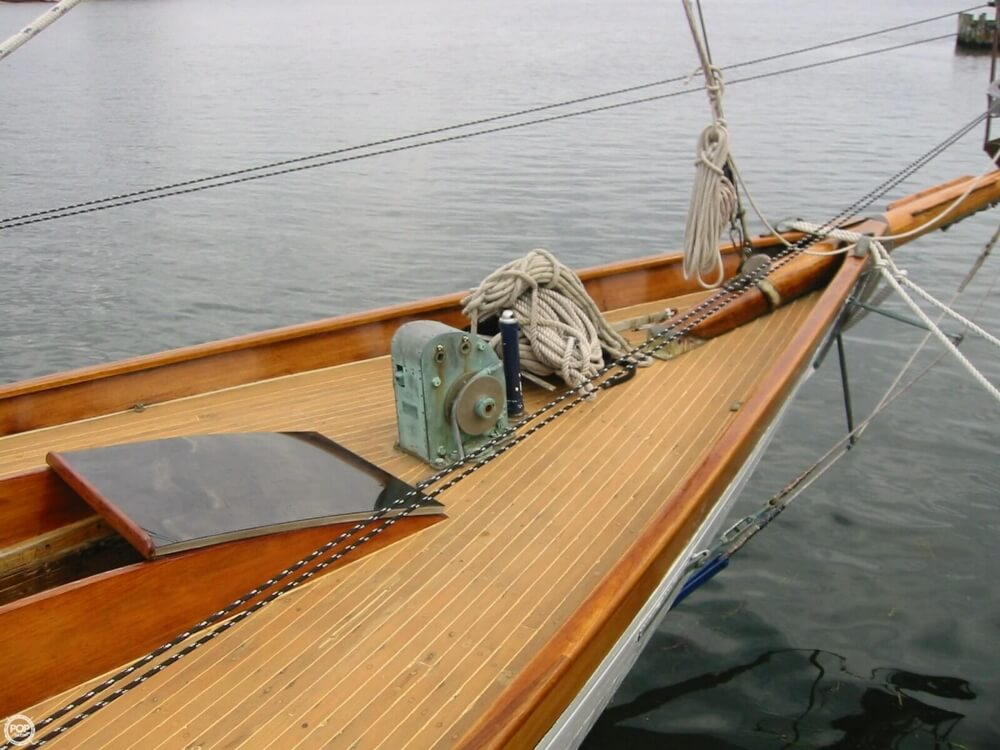1937 Alden Yachts Custom Build #645 - Photo #25