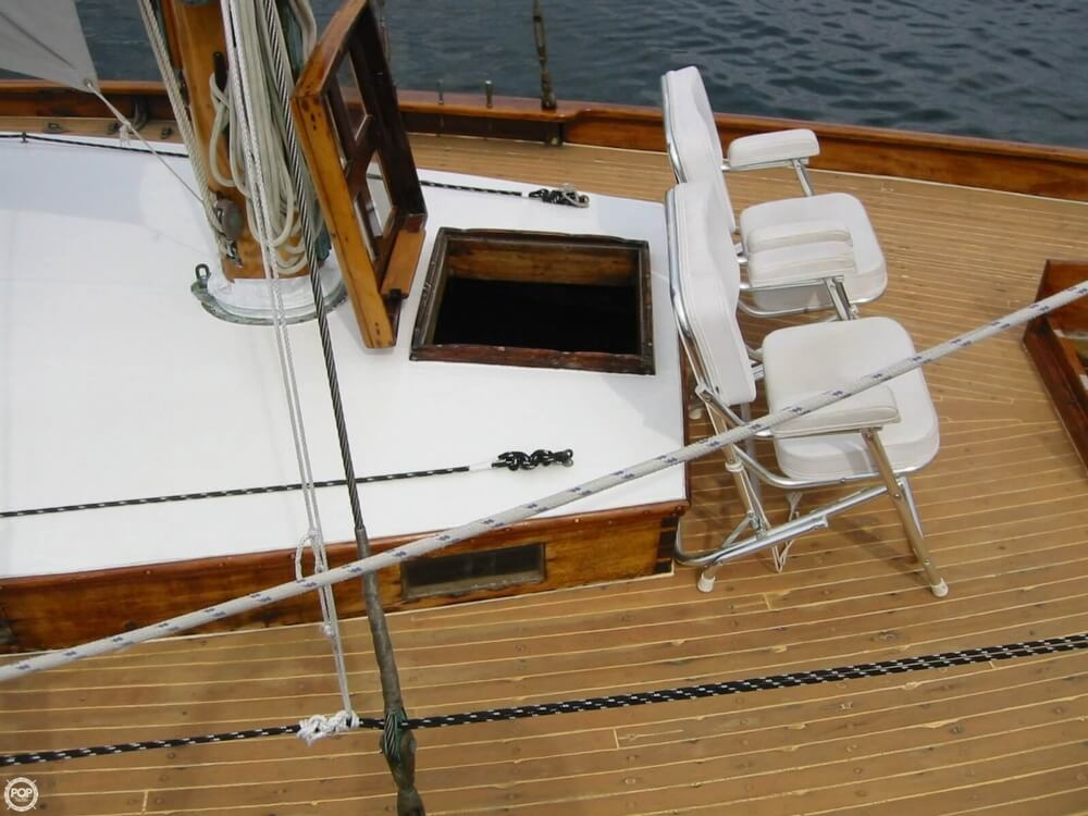 1937 Alden Yachts Custom Build #645 - Photo #29
