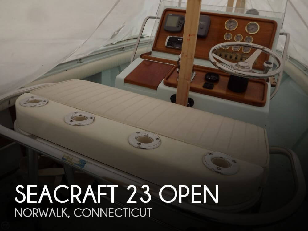 1974 SeaCraft 23 Open - Photo #1