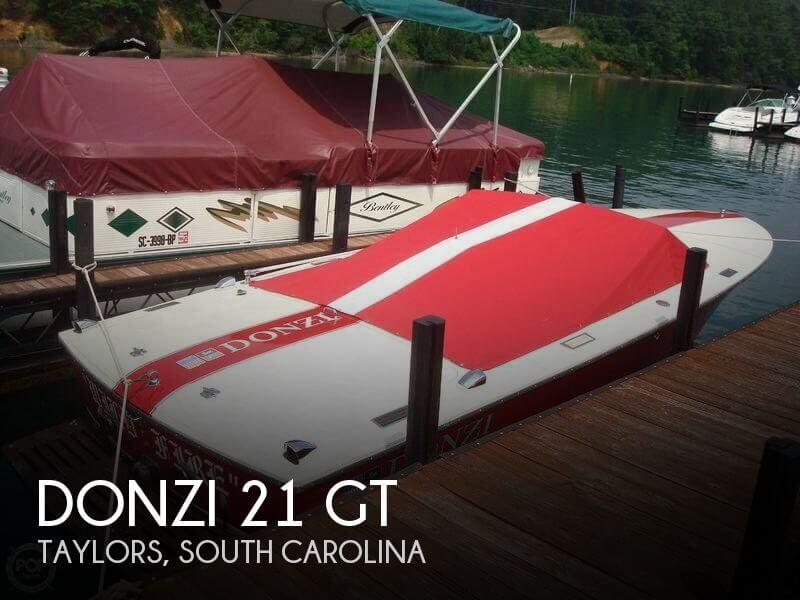 1979 Donzi 21 GT - Photo #1