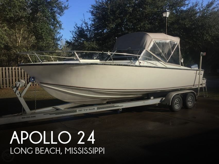 Used Apollo Boats For Sale by owner | 1977 Apollo 24
