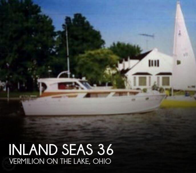 1966 Inland Seas 36 - Photo #1