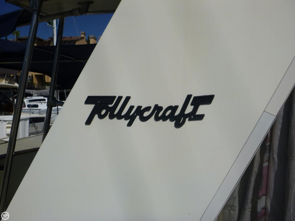 1986 Tollycraft 34 - Photo #24