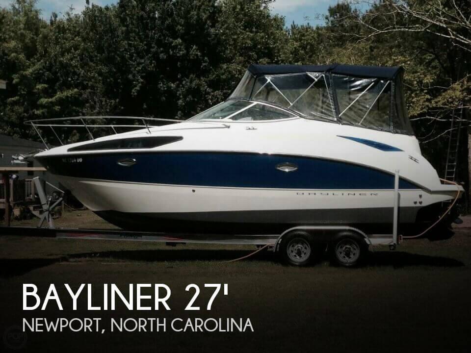 2006 Bayliner 265 Cruiser SB - Photo #1