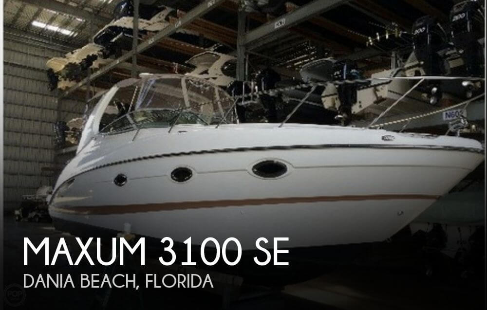 2003 Maxum 3100 SE - Photo #1