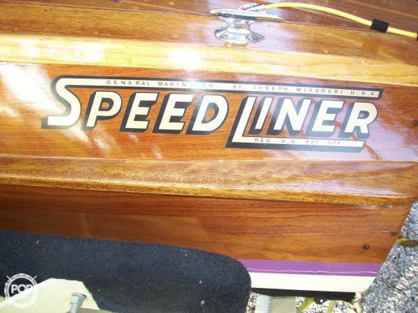 1946 Speedliner Trophy M114 - Photo #7