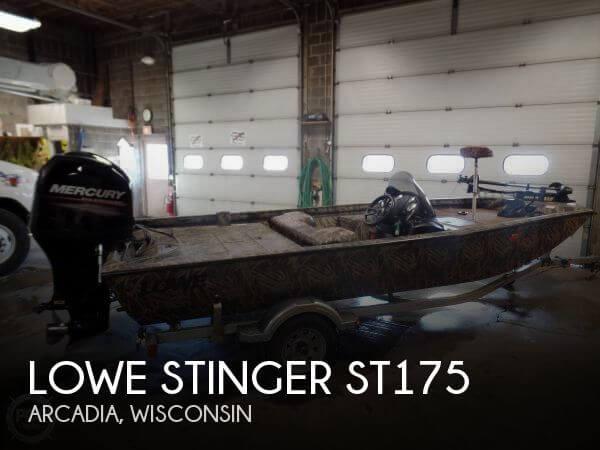 2013 LOWE STINGER ST175 for sale