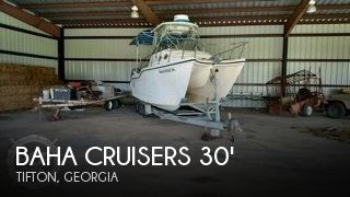 2002 Baha Cruisers 296 King Cat