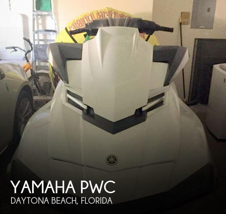 2014 Yamaha FX Cruiser SHO