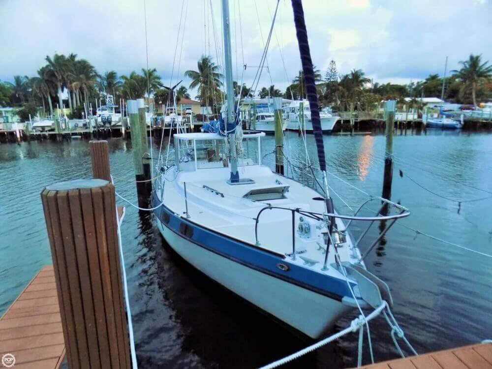 1973 41 foot morgan 41 sailboat for sale in briny breezes. Black Bedroom Furniture Sets. Home Design Ideas