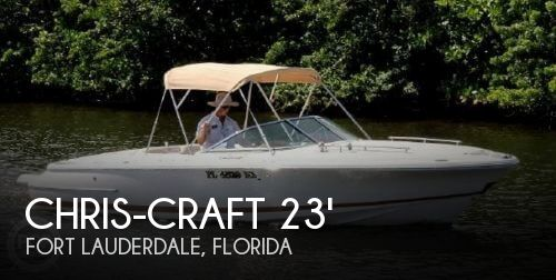 2007 CHRIS CRAFT LANCER 22 RUMBLE for sale