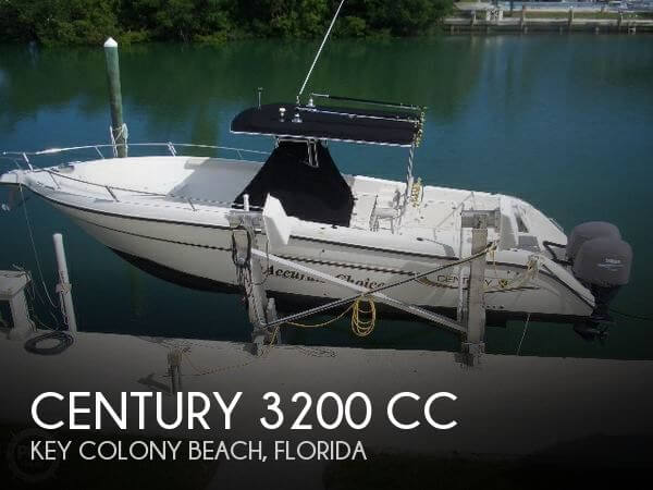 Used Century Boats For Sale by owner | 2003 Century 32