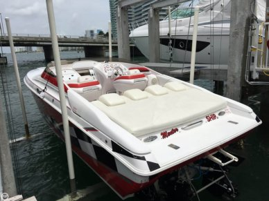 Donzi 33 ZX, 32', for sale - $52,000
