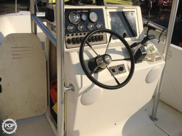 1999 Key West boat for sale, model of the boat is 2220 CC & Image # 7 of 40