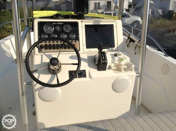 1999 Key West boat for sale, model of the boat is 2220 CC & Image # 11 of 40