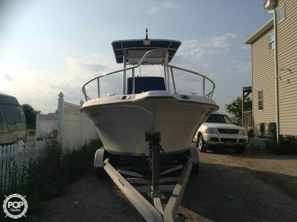 1999 Key West boat for sale, model of the boat is 2220 CC & Image # 15 of 40