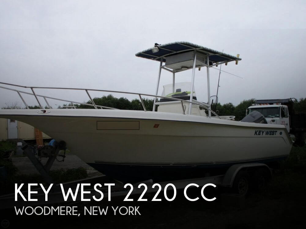 Key west 2220 cc for sale in woodmere ny for 18 500 for Key west fishing boats