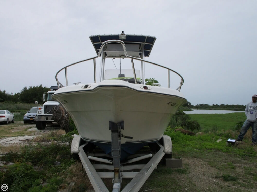 1999 Key West boat for sale, model of the boat is 2220 CC & Image # 22 of 40
