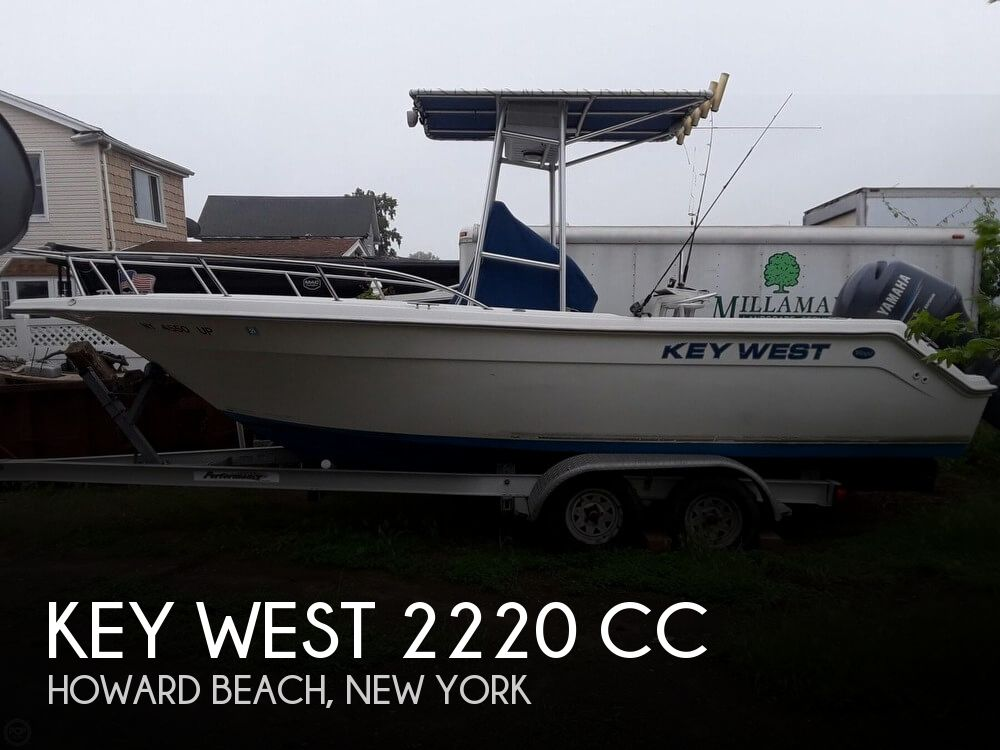 1999 KEY WEST 2220 CC for sale