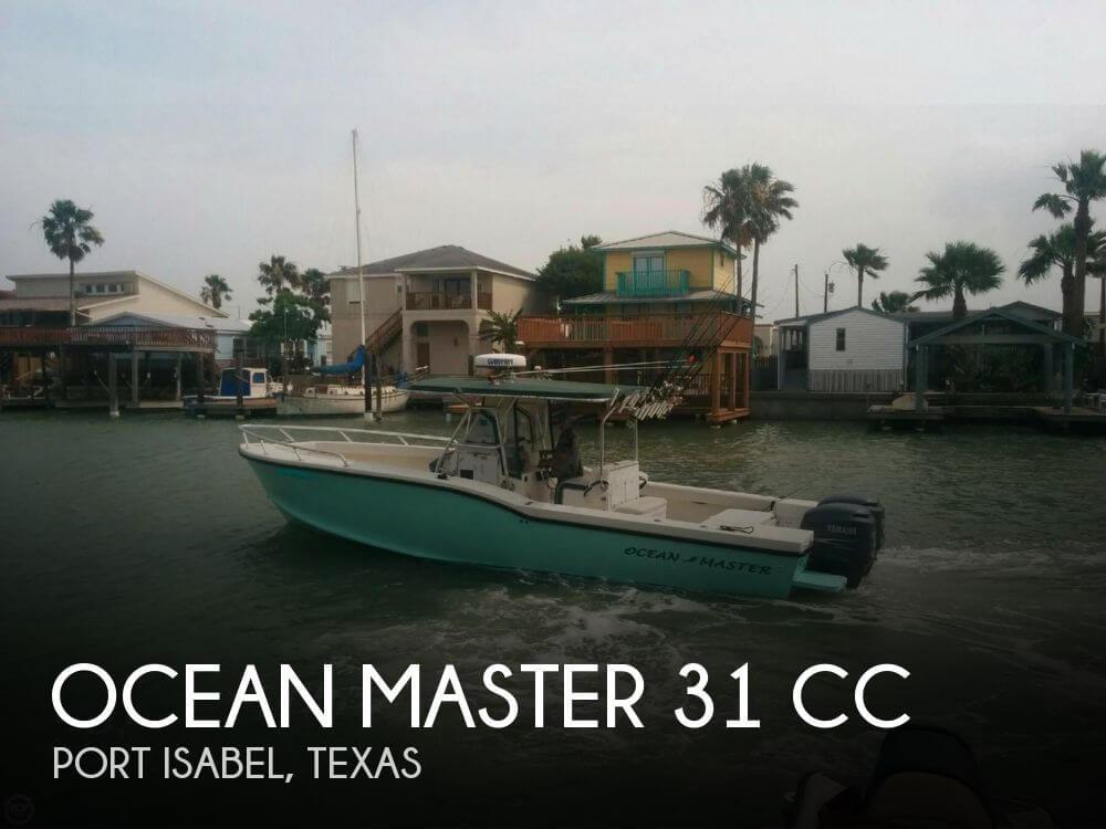 2001 Ocean Master 31 CC - Photo #1