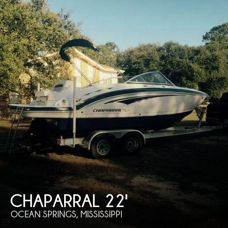 2013 Chaparral 224 Sunesta - Photo #1