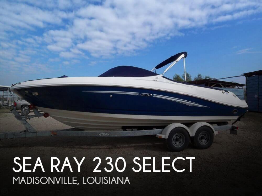 2007 Sea Ray 230 Select - Photo #1