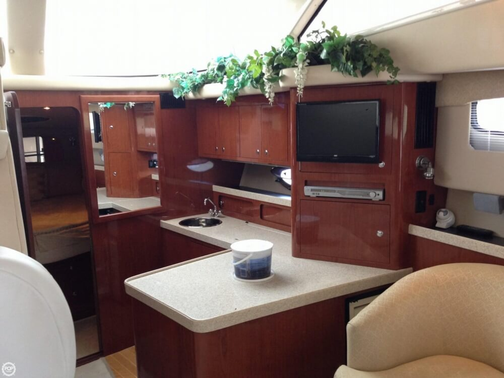 Everything Needed In A Galley