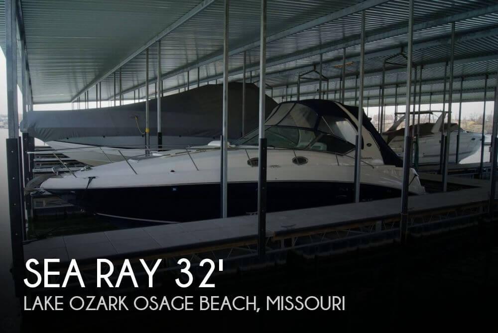 2006 Sea Ray 320 Sundancer - Photo #1
