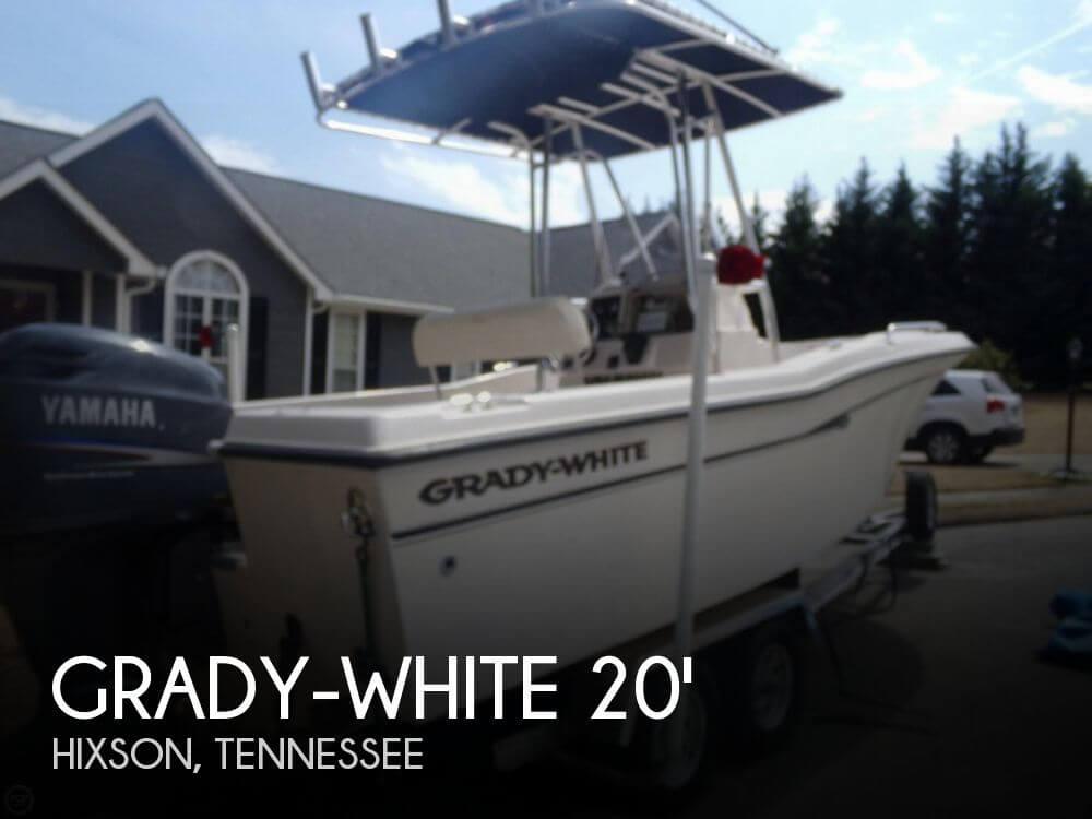 2002 Grady-White 209 Escape - Photo #1