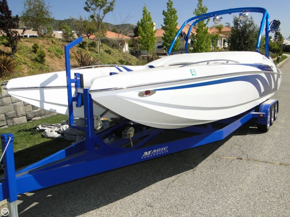 2009 Magic boat for sale, model of the boat is 28 Scepter Open Bow & Image # 4 of 40
