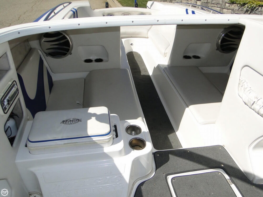 2009 Magic boat for sale, model of the boat is 28 Scepter Open Bow & Image # 13 of 40