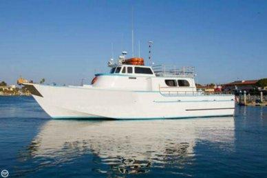 Custom 65 Commercial Sportfisher, 65', for sale - $400,000