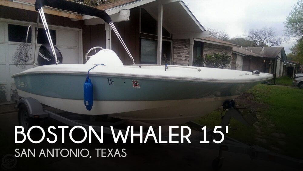 2012 Boston Whaler 150 Super Sport - Photo #1