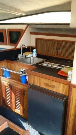 1986 Sea Ray 268 Sundancer - Photo #5