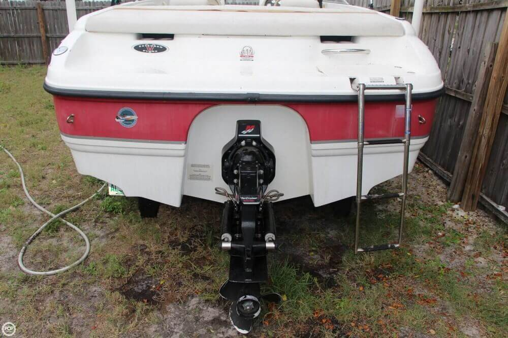 2002 Chaparral boat for sale, model of the boat is 200 SSE & Image # 5 of 41