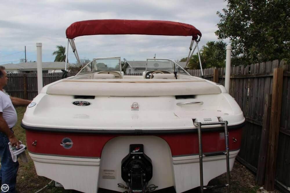 2002 Chaparral boat for sale, model of the boat is 200 SSE & Image # 9 of 41