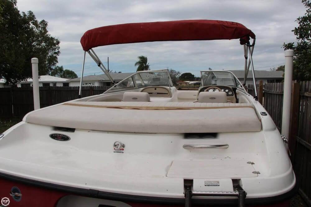 2002 Chaparral boat for sale, model of the boat is 200 SSE & Image # 10 of 41