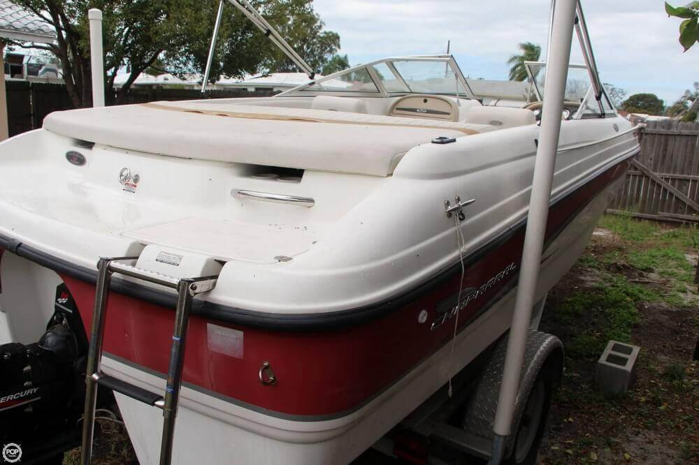 2002 Chaparral boat for sale, model of the boat is 200 SSE & Image # 11 of 41