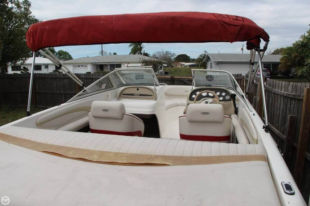 2002 Chaparral boat for sale, model of the boat is 200 SSE & Image # 14 of 41