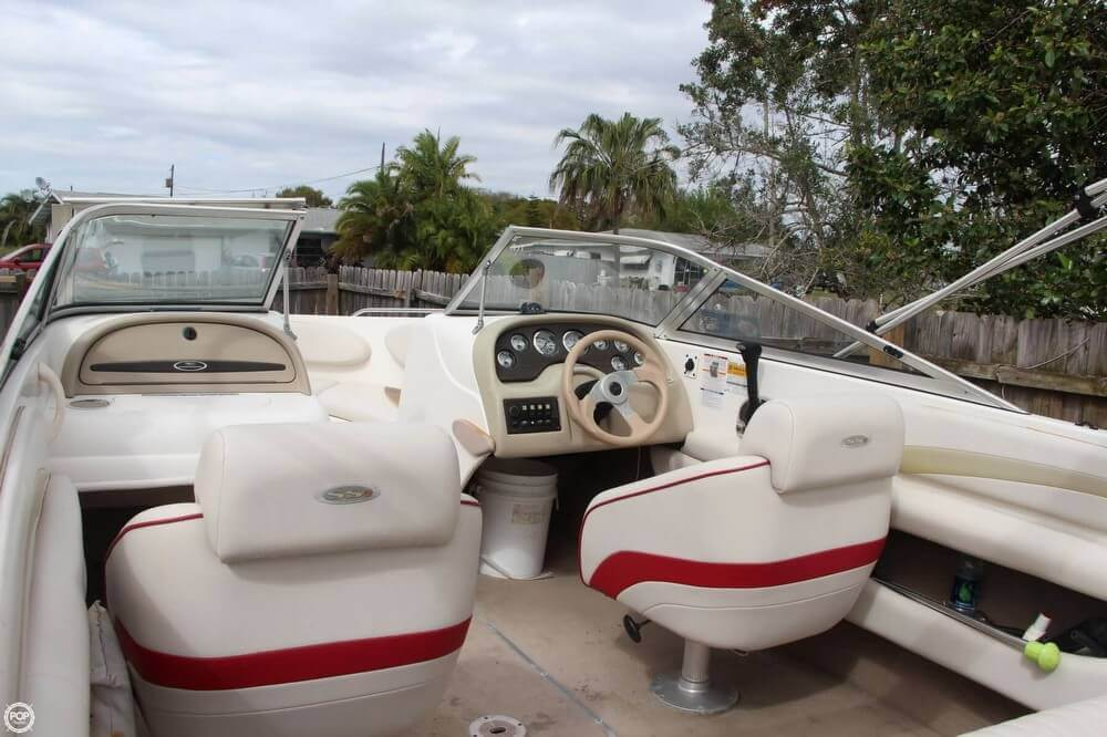 2002 Chaparral boat for sale, model of the boat is 200 SSE & Image # 3 of 41