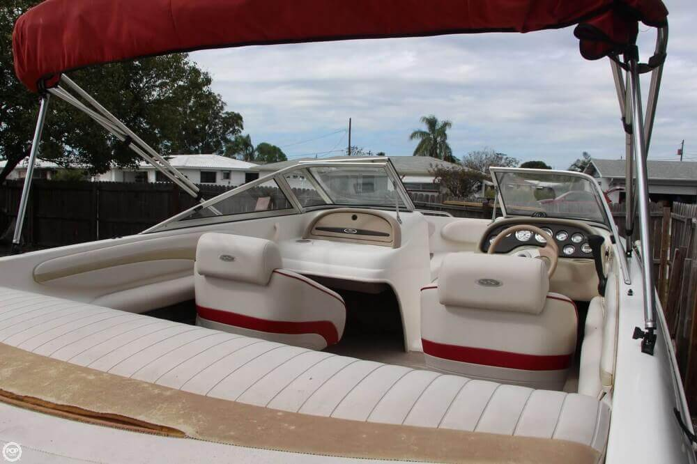 2002 Chaparral boat for sale, model of the boat is 200 SSE & Image # 20 of 41